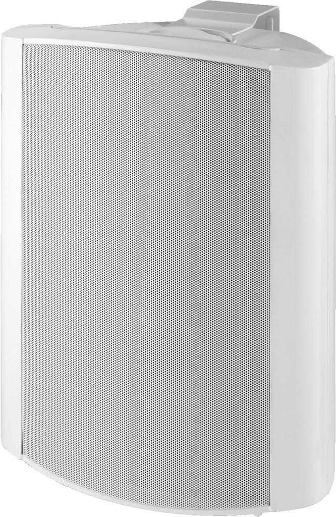 MONACOR EUL-80/WS ELA-Universal-Lautsprecherboxen-Paar