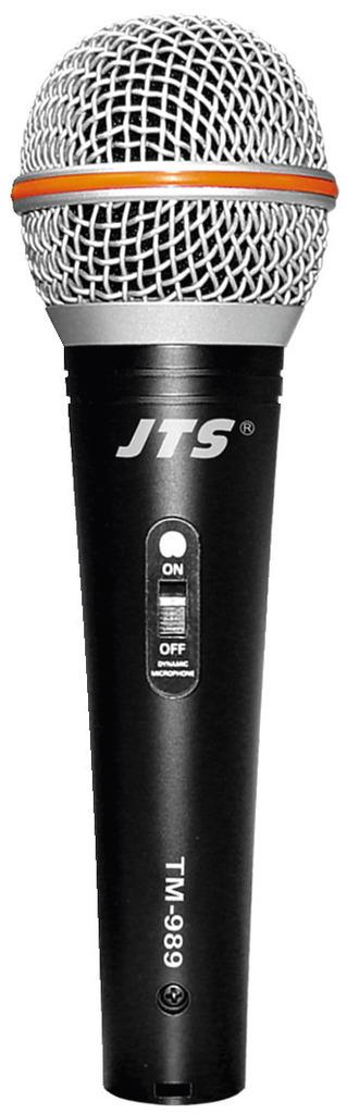 JTS TM-989 Dynamisches Gesangsmikrofon