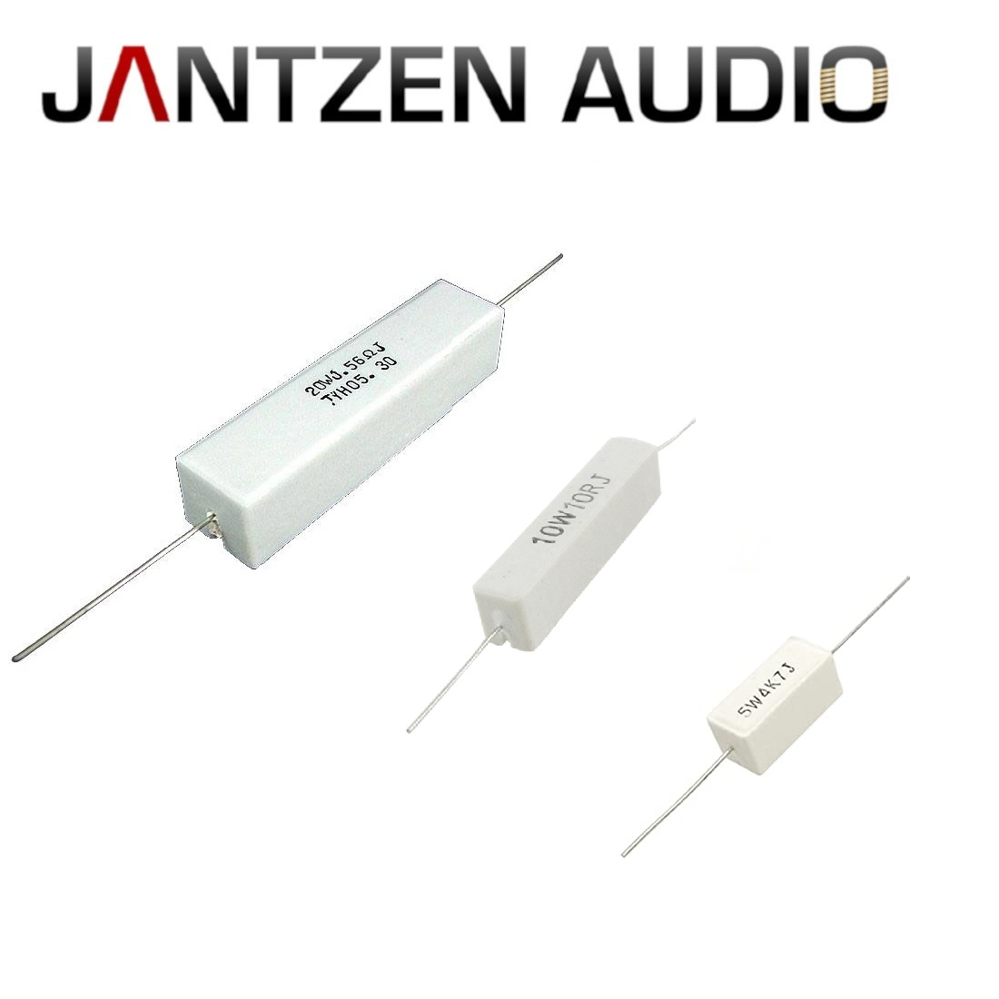 Jantzen-Audio Keramik Widerstand 20 Watt