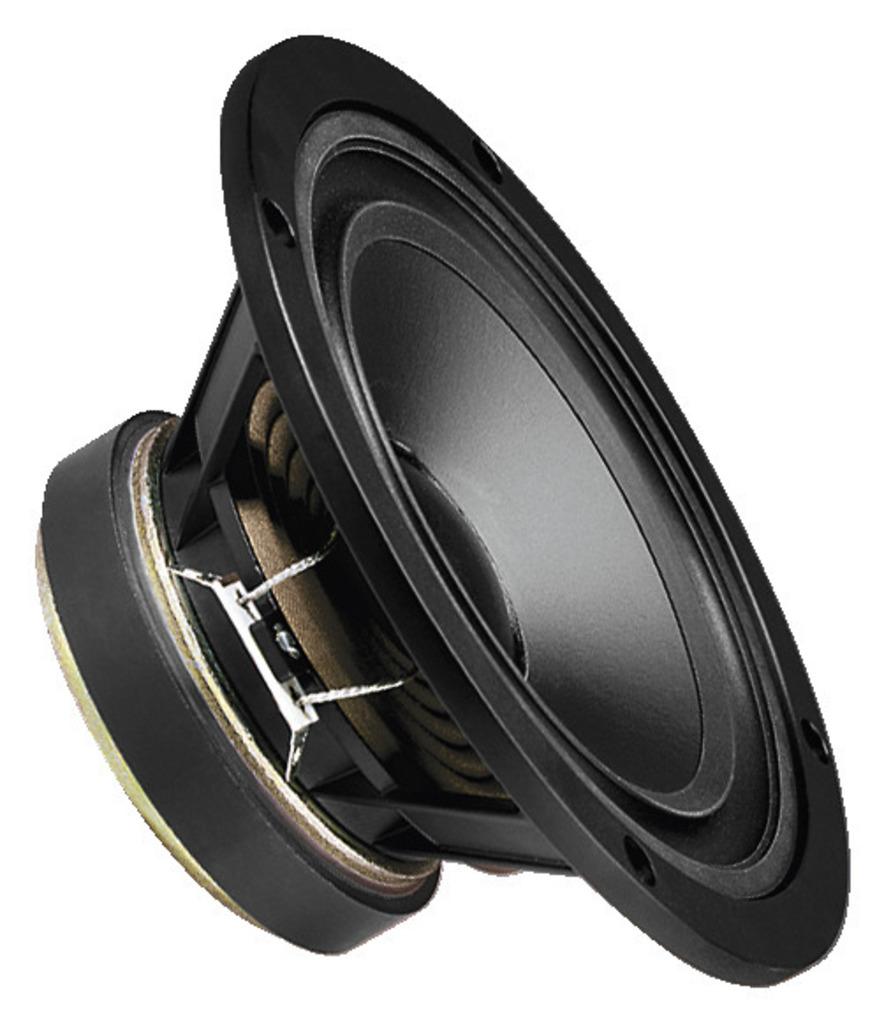 MONACOR SPH-170 Hi-Fi-Tiefmitteltöner, 50 W, 8 Ω