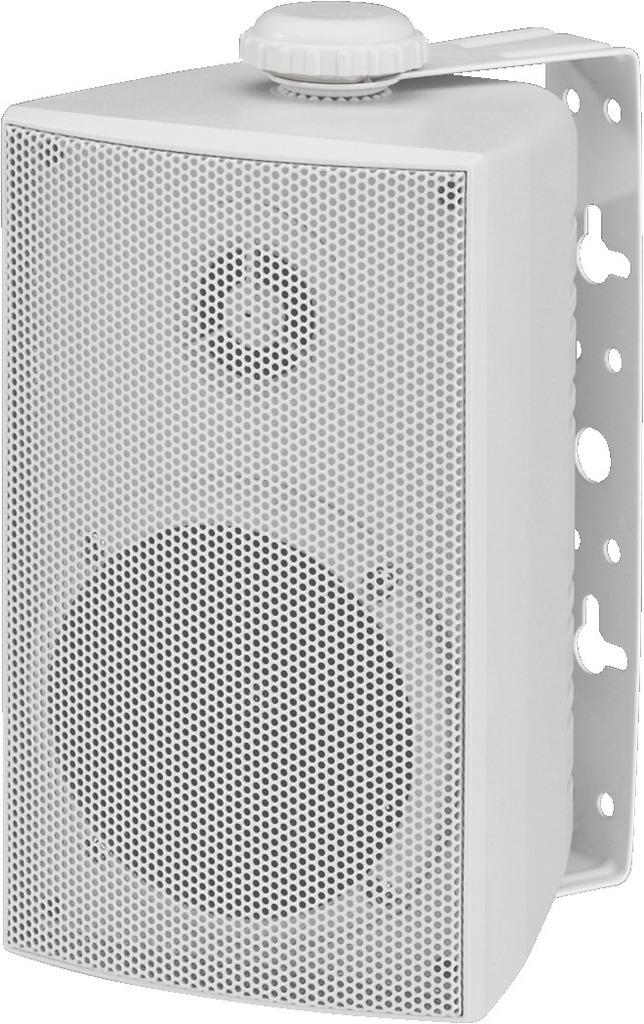 MONACOR ESP-215/WS Wetterfeste ELA-Lautsprecherbox