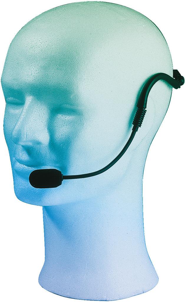MONACOR HSE-100 Kopfbügelmikrofon