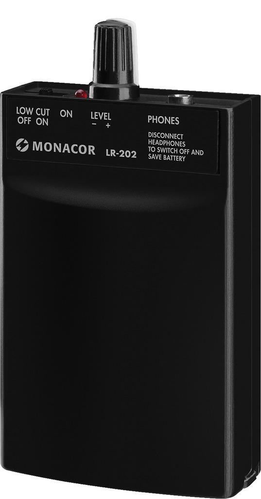 MONACOR LR-202 Induktivempfänger