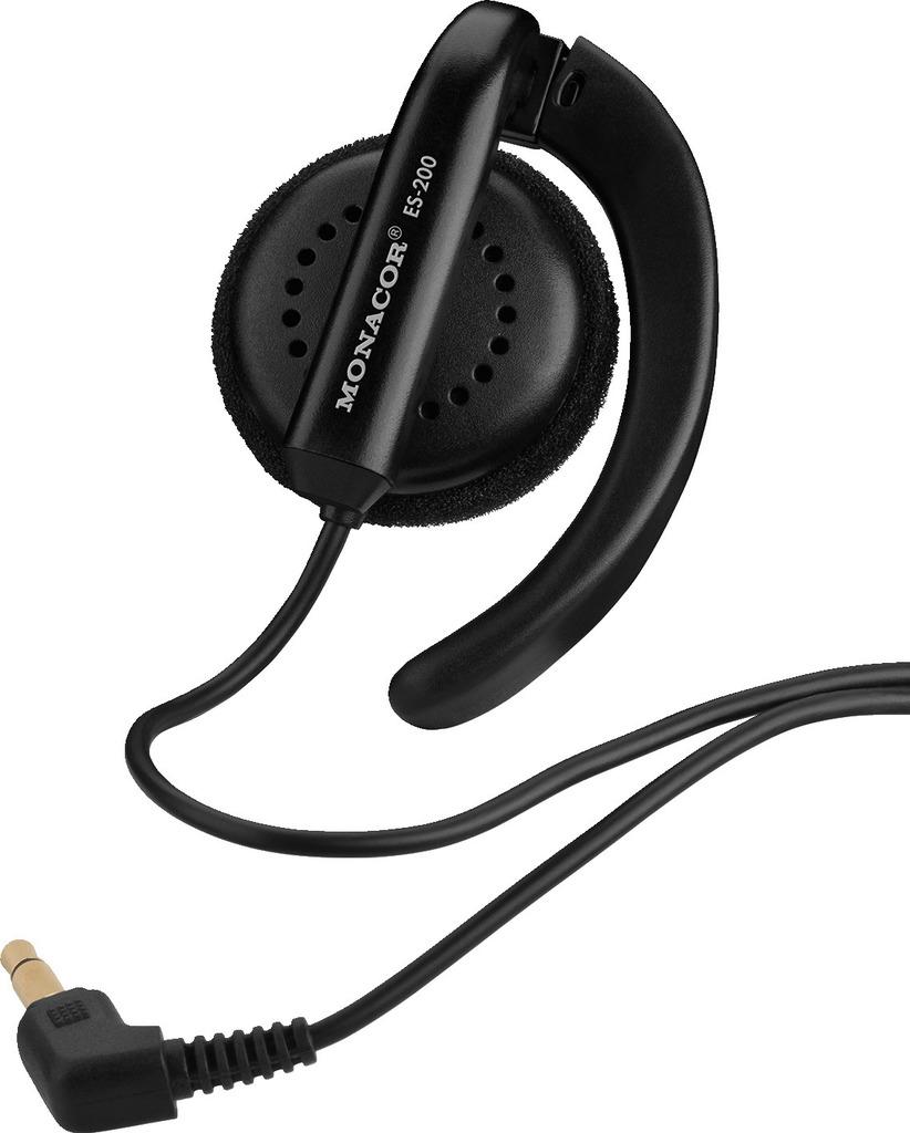 MONACOR ES-200 Mono-Ohrhörer