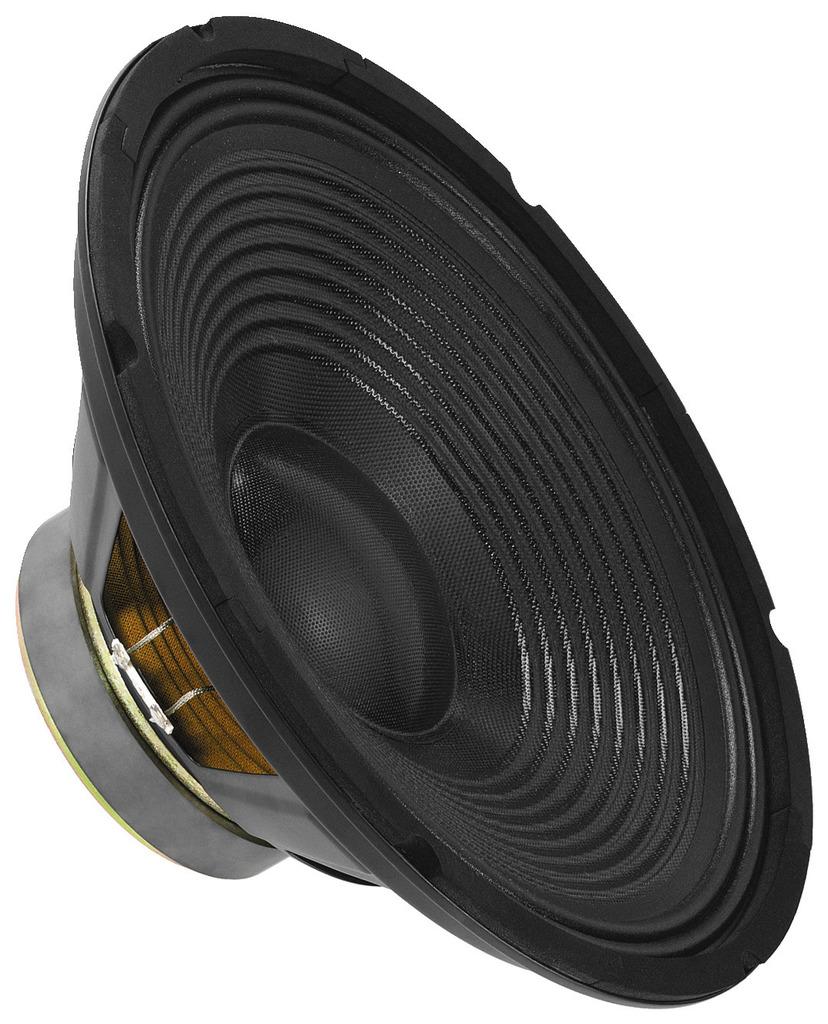 MONACOR SP-302PA Universal-Tieftöner, 100 W, 8 Ω