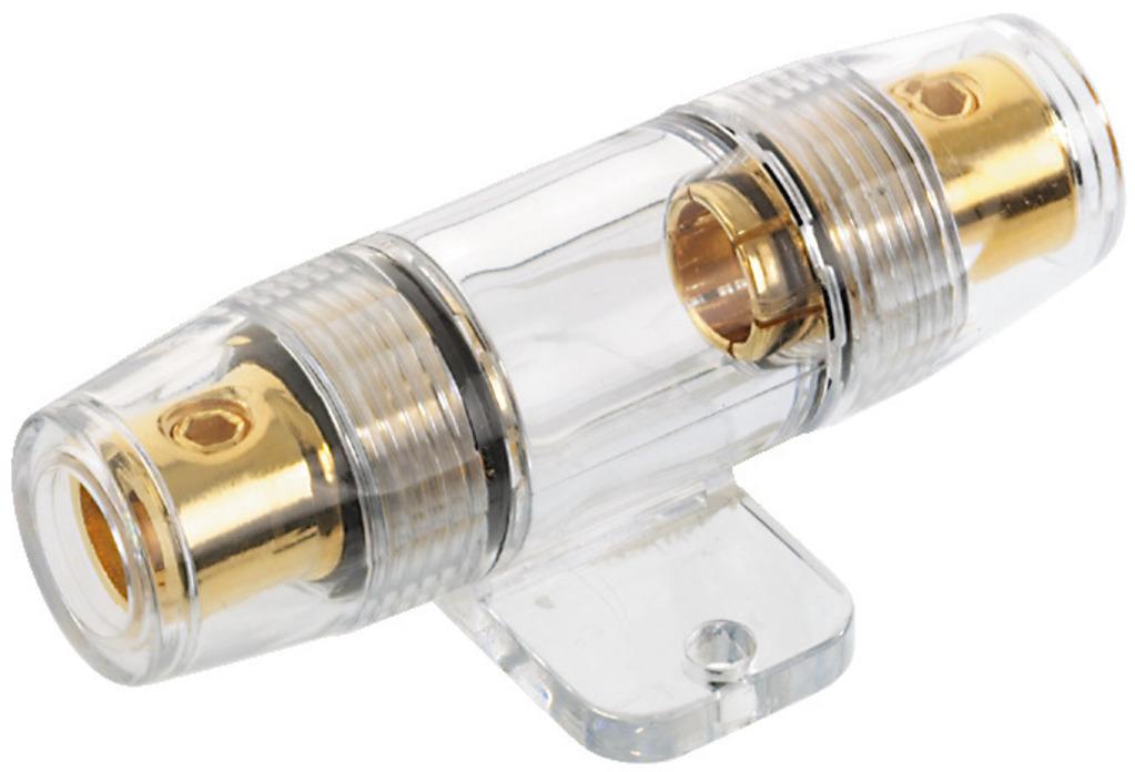 MONACOR CPF-1G Kabelsicherungshalter