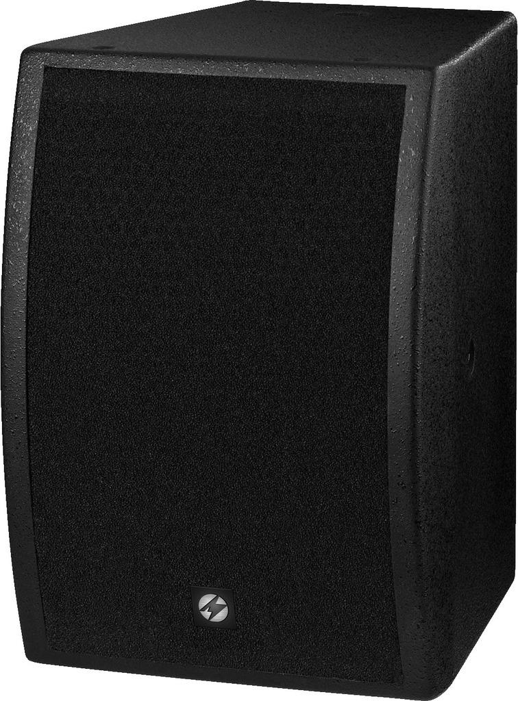 MONACOR CLUB-1TOP Professionelles Beschallungslautsprecherboxen-Paar, 2 x 100 W/8 Ω