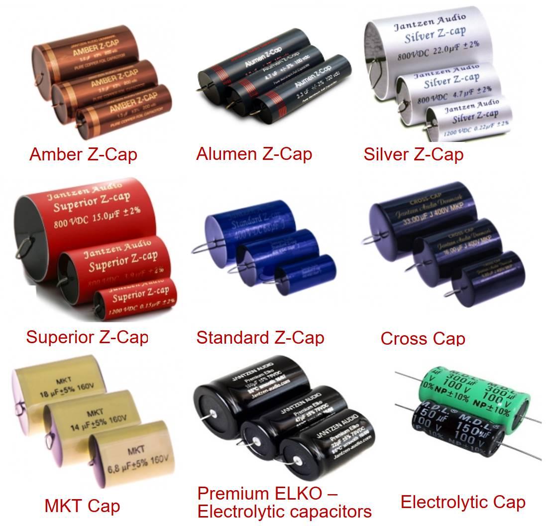 Jantzen Audio Silver Z-Cap