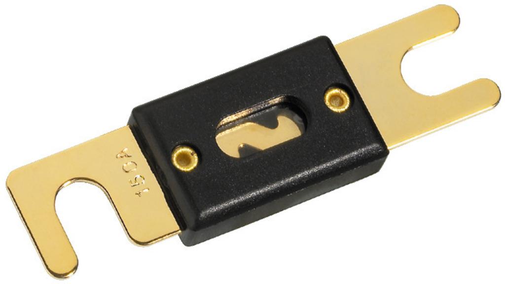 MONACOR CPF-150GF Starkstrom-Flachsicherung (ANL), 150 A