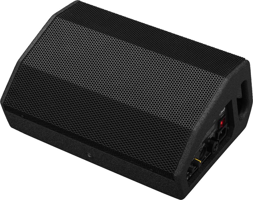 IMG STAGELINE FLAT-M200 Aktive PA-Bühnenmonitorbox, 300 W