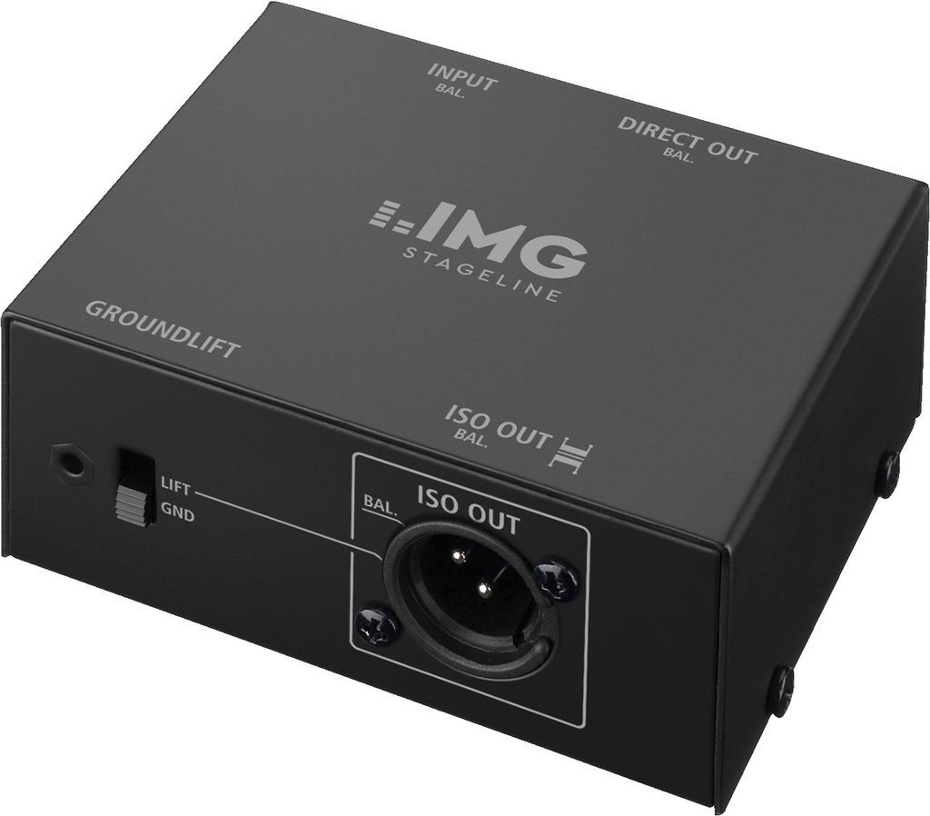 IMG STAGELINE MPS-1 Mikrofon-Splitter