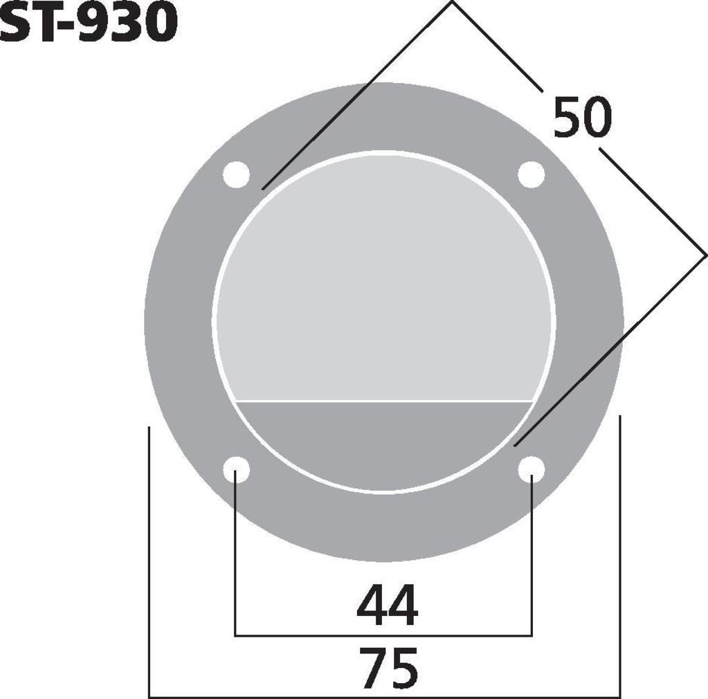 MONACOR ST-930 LS-Klemmterminal
