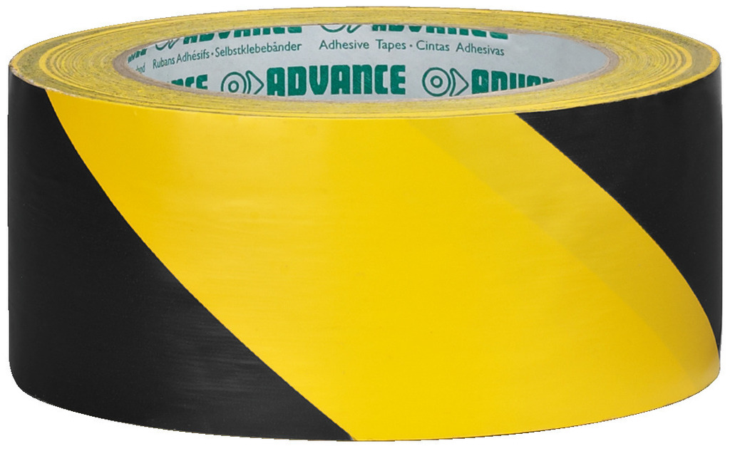 MONACOR AT-8/GESW PVC-Markierungsband