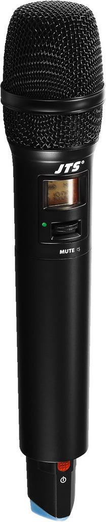 JTS RU-850LTH/5 Dynamisches UHF-PLL-Handsender-Mikrofon