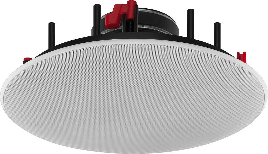 MONACOR SPE-82HQ Hi-Fi-Wand- und -Deckenlautsprecher, 50 W, 8 Ω