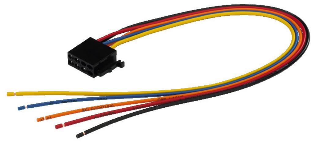 MONACOR CA-500IO Adapterkabel