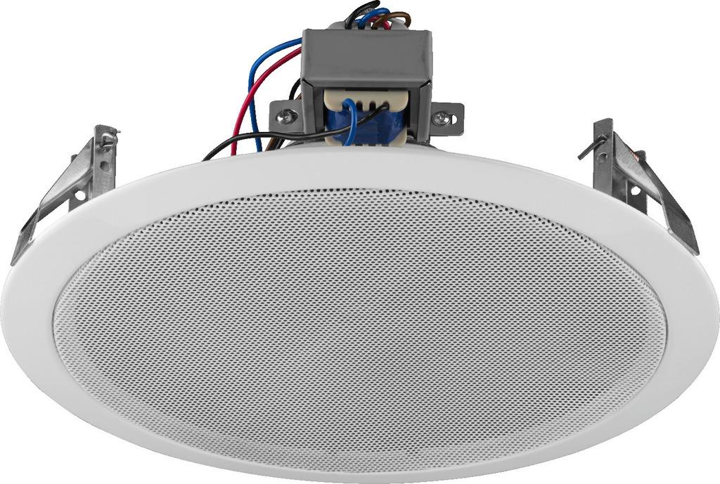 MONACOR EDL-118TW ELA-Deckenlautsprecher, 100 V