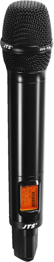 JTS JSS-4B/5 Dynamischer UHF-PLL-Handsender