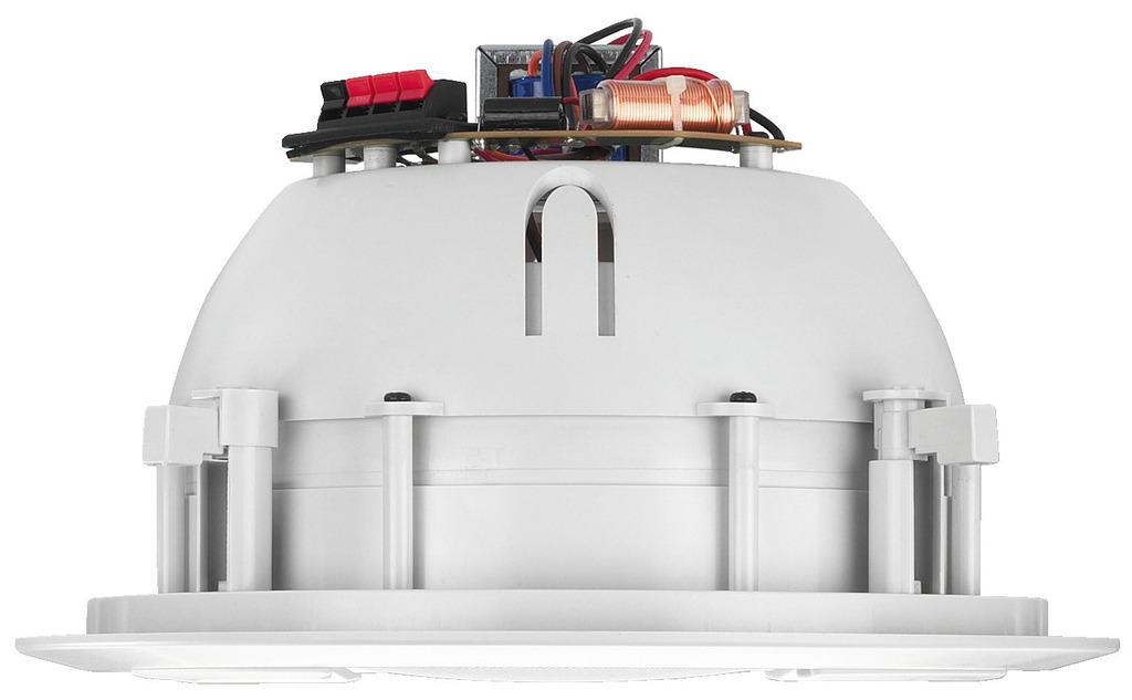 MONACOR EDL-65TW Schwenkbarer ELA-Deckenlautsprecher