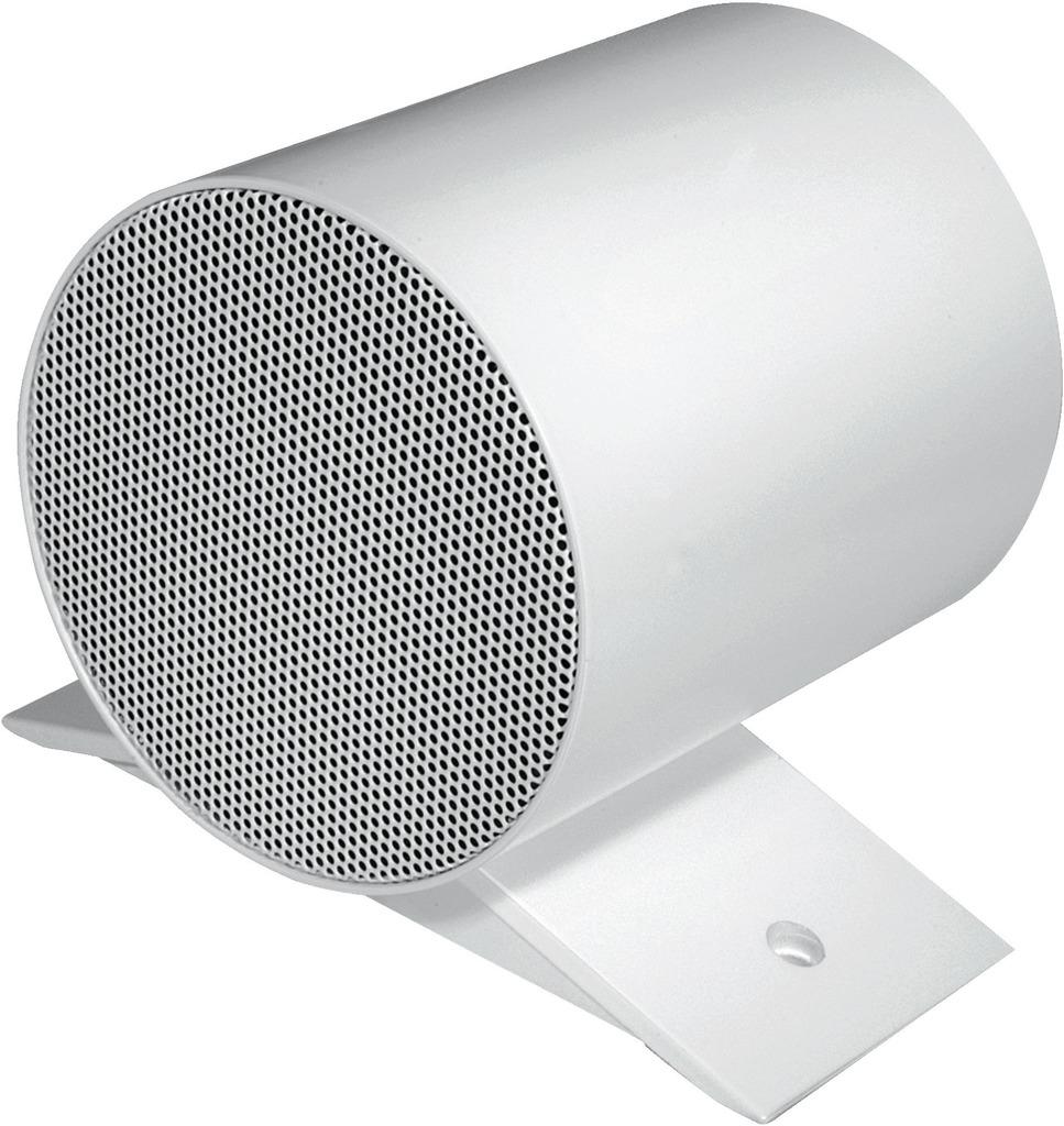 MONACOR DA-10-260/T Wetterfester ELA-Soundprojektor für Wandmontage mit EN-54-24-Zertifizierung