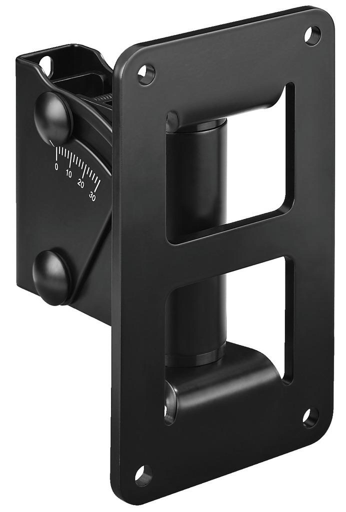 MONACOR KM-24471 Wandhalter für Lautsprecherboxen