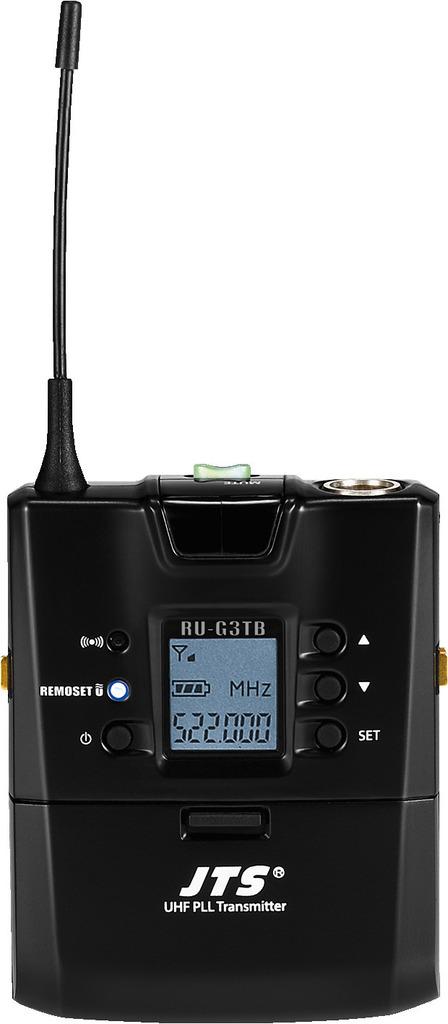 JTS RU-G3TB/5 UHF-PLL-Taschensender