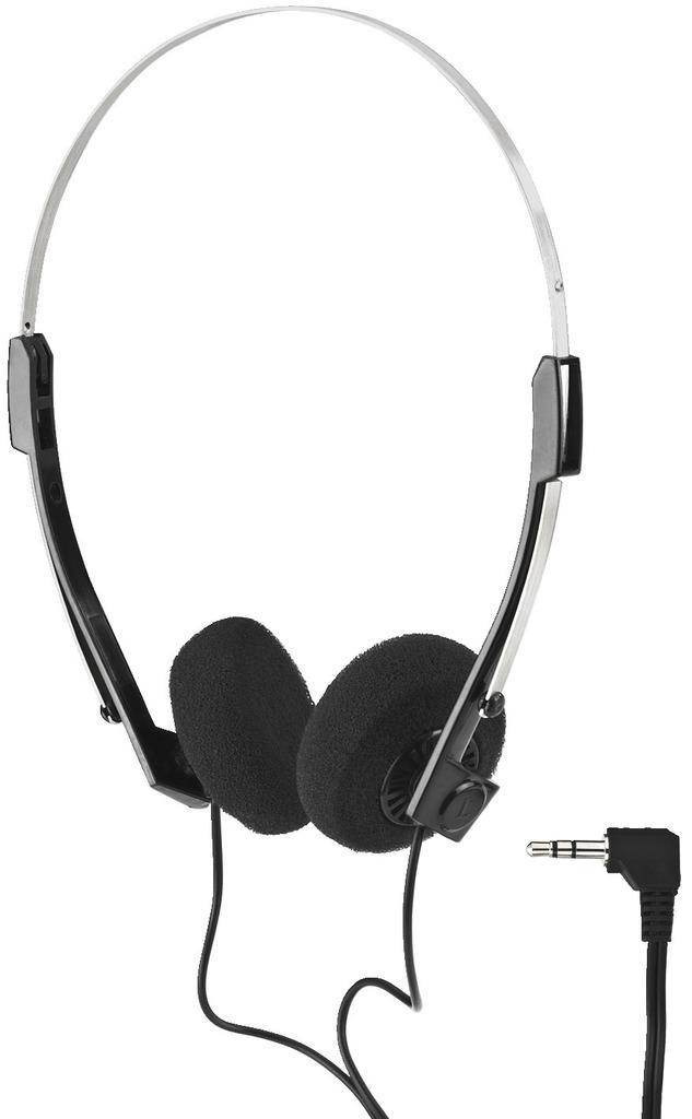 MONACOR MD-39 Stereo-Kopfhörer
