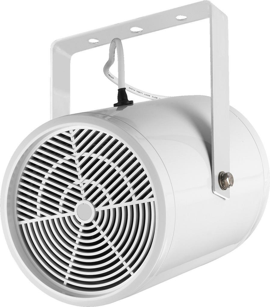 MONACOR EDL-220/WS Wetterfester ELA-Soundprojektor