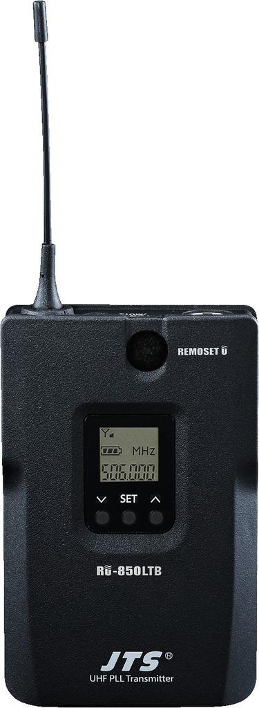 JTS RU-850LTB/5 UHF-PLL-Taschensender