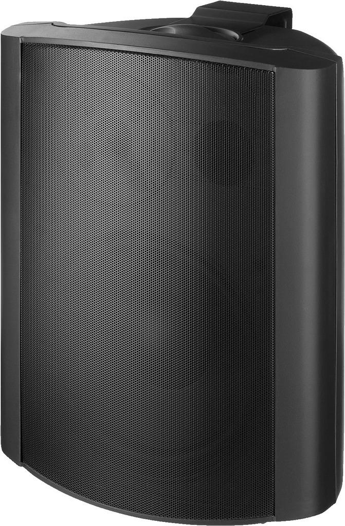 MONACOR MKS-88/SW 2-Wege-Lautsprecherboxen-Paar, 85 W, 8 Ω