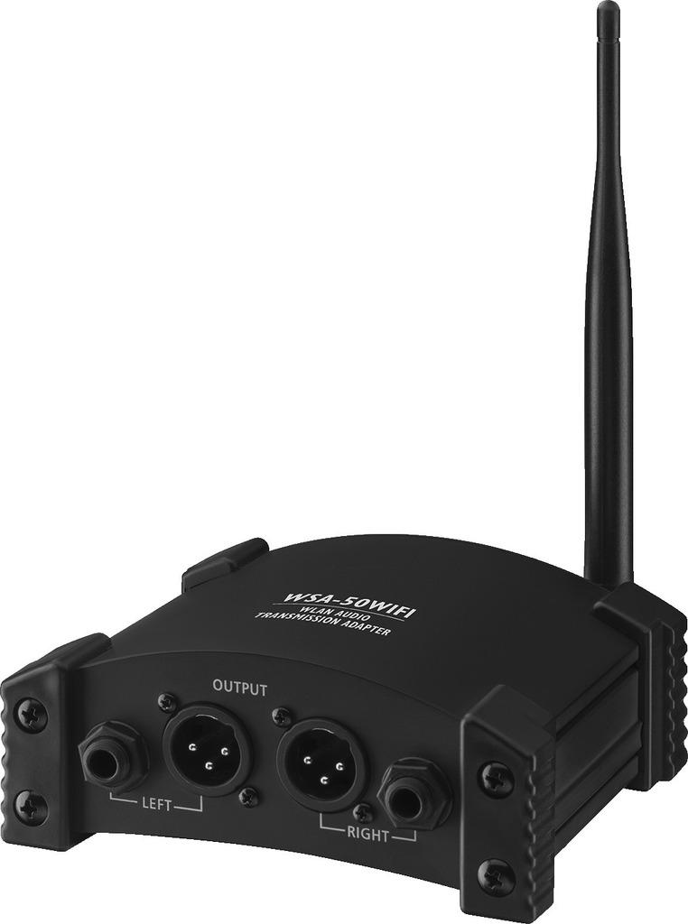 MONACOR WSA-50WIFI WLAN-Audio-Empfänger