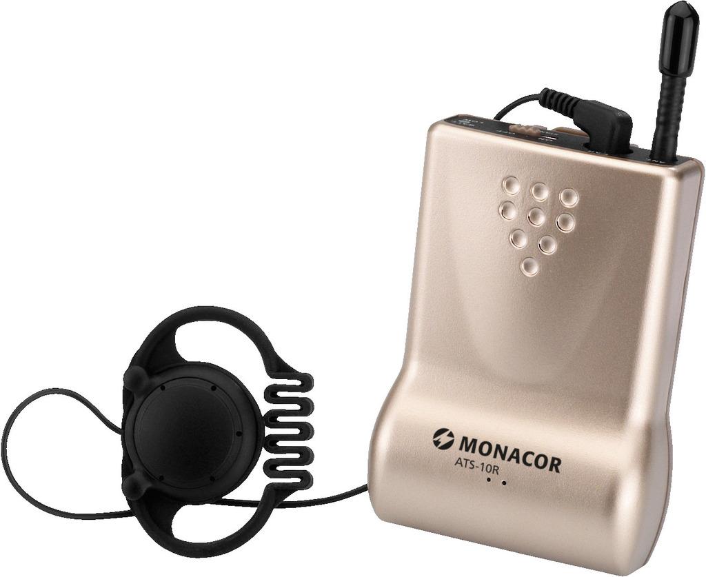 MONACOR ATS-10R Empfänger