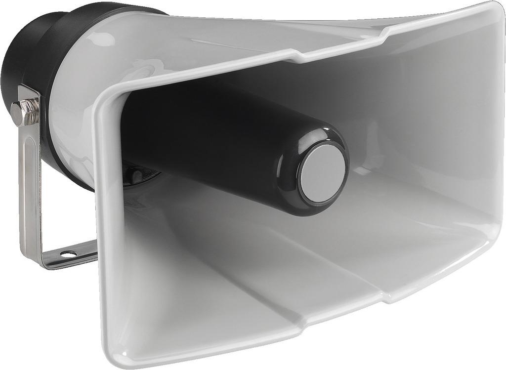 MONACOR IT-35 Druckkammerlautsprecher, wetterfest