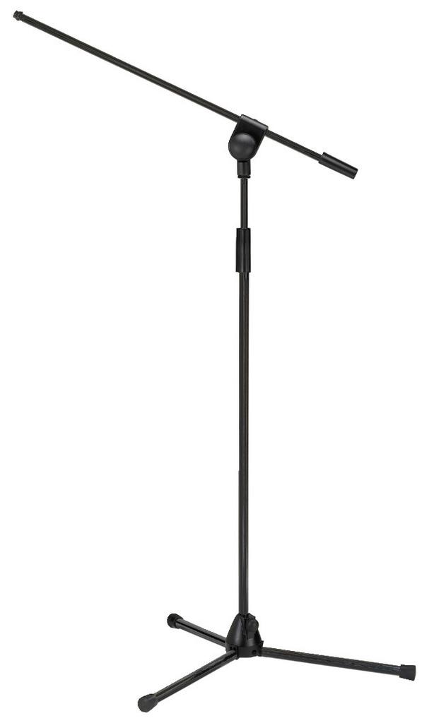 MONACOR MS-50/SW Mikrofon-Bodenstativ
