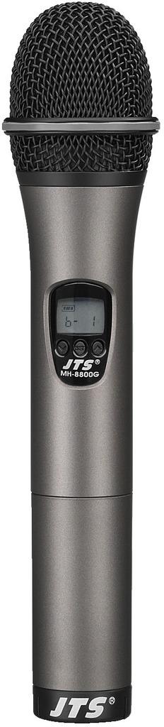 JTS MH-8800G/5 Dynamischer UHF-PLL-Handsender