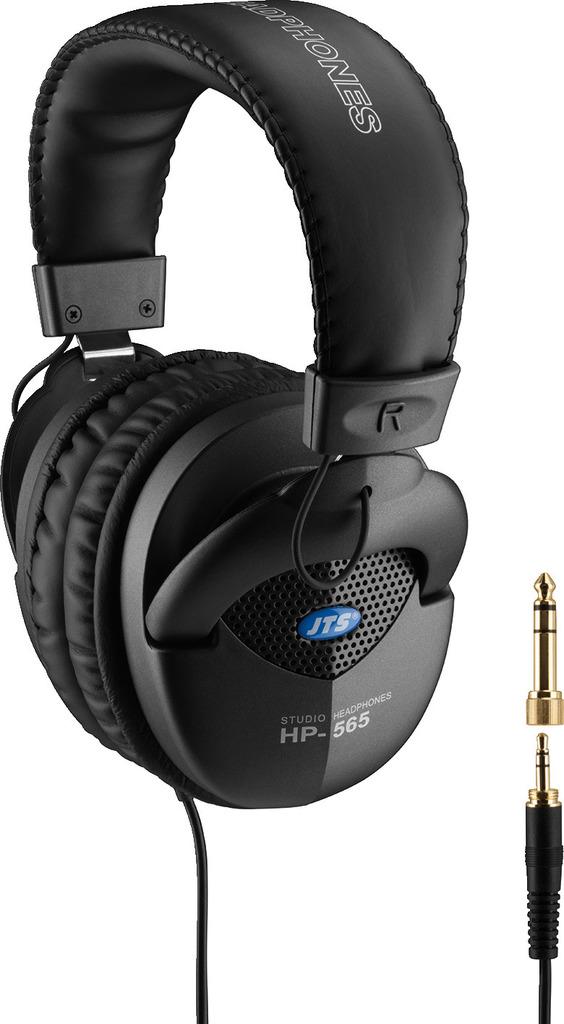 JTS HP-565 Professioneller Studio-Kopfhörer