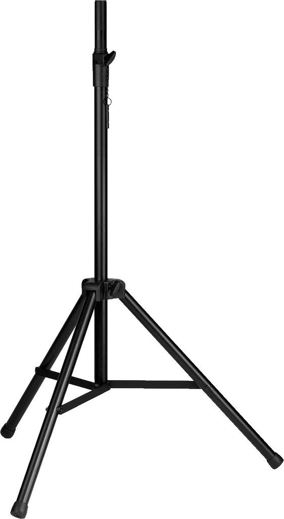 MONACOR PAST-250/SW Professionelles Lautsprecherboxen-Stativ