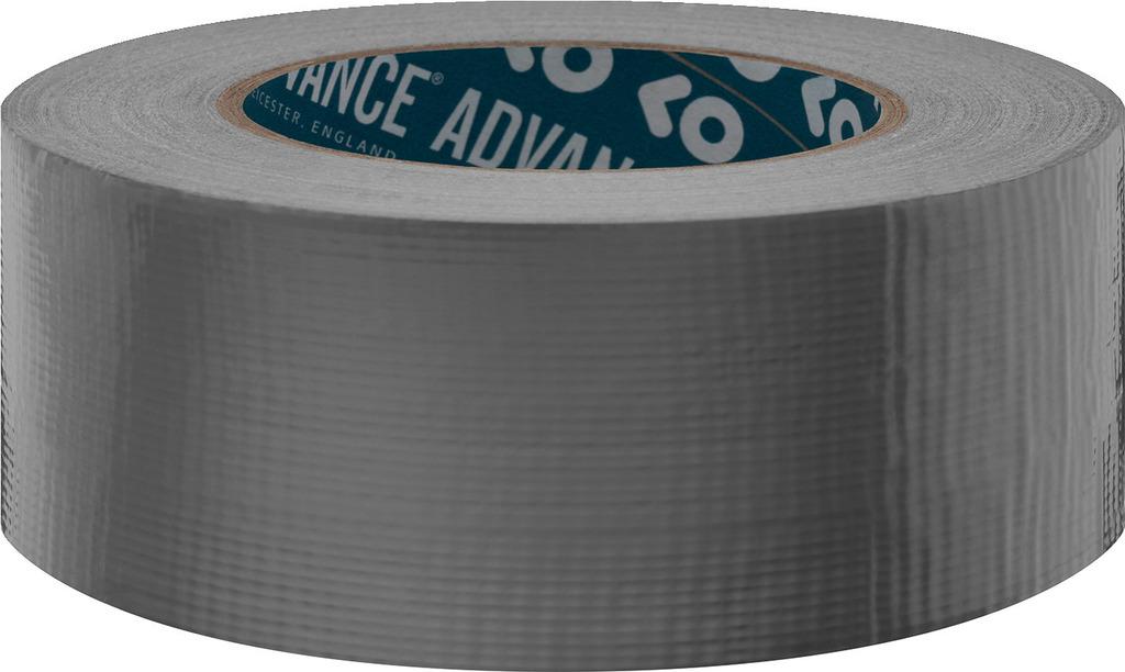 MONACOR AT-132/SI Gaffa-Band, silber