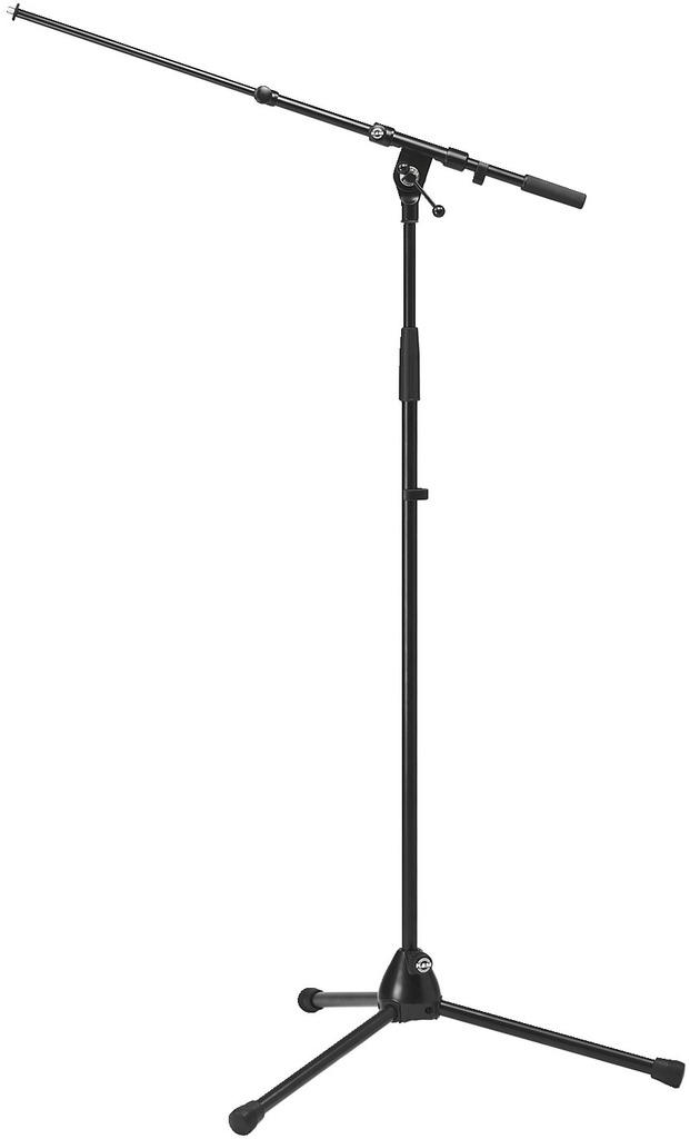 MONACOR KM-210/9 Mikrofon-Bodenstativ