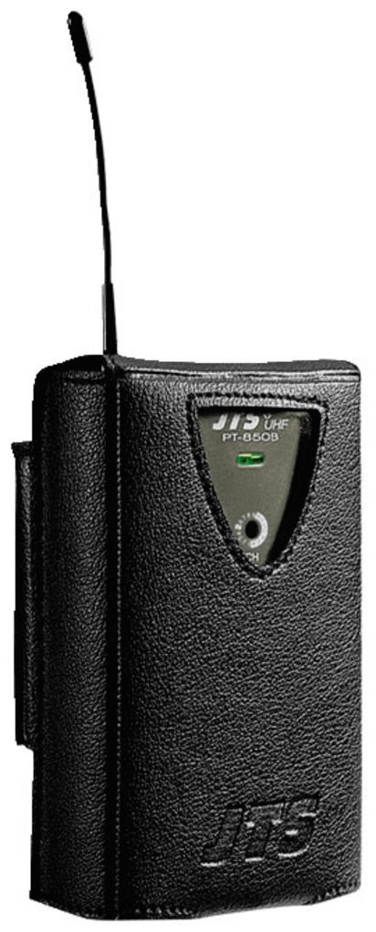JTS PT-850B/1 UHF-PLL-Taschensender mit Lavaliermikrofon