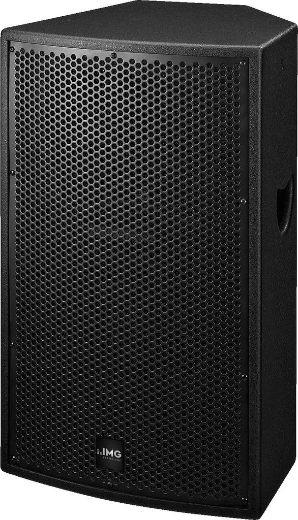 IMG STAGELINE PAB-212MK2 High-Power-PA- und DJ-Lautsprecherbox, 500 W, 8Ω