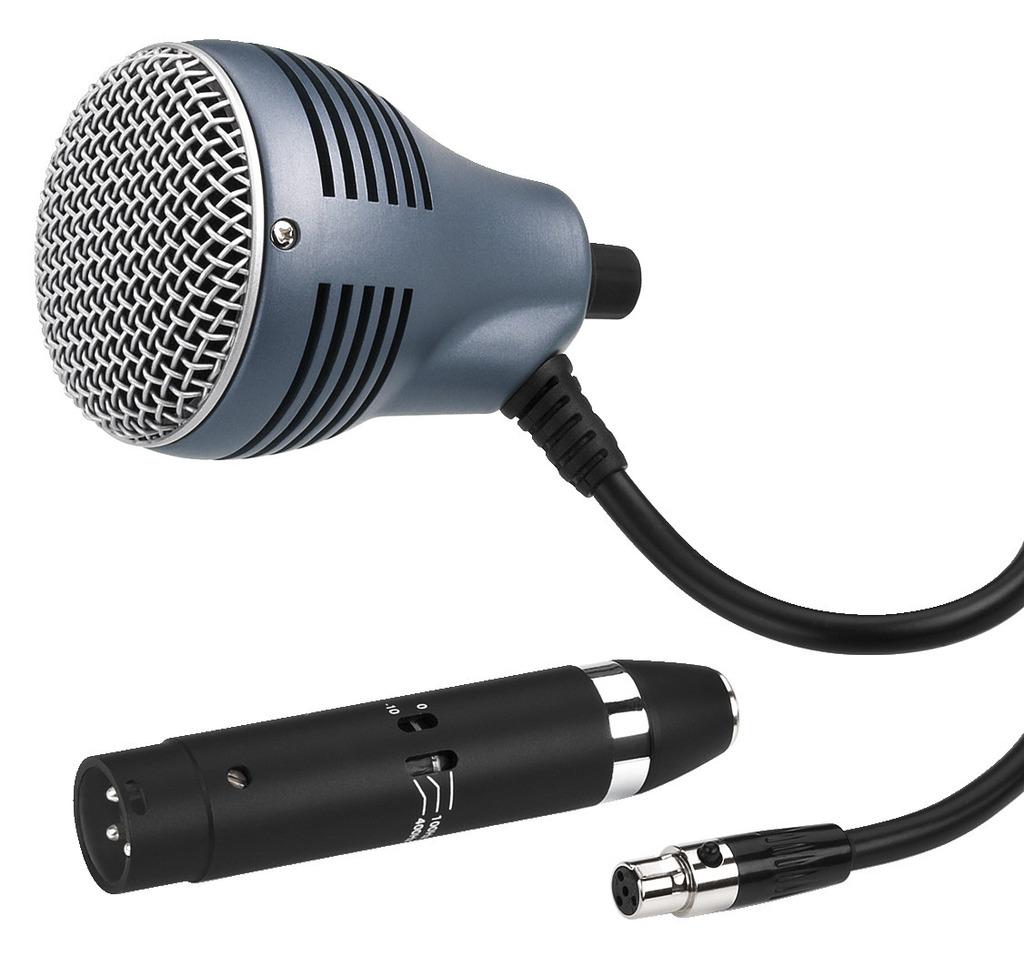 JTS CX-520 Dynamisches Instrumentenmikrofon