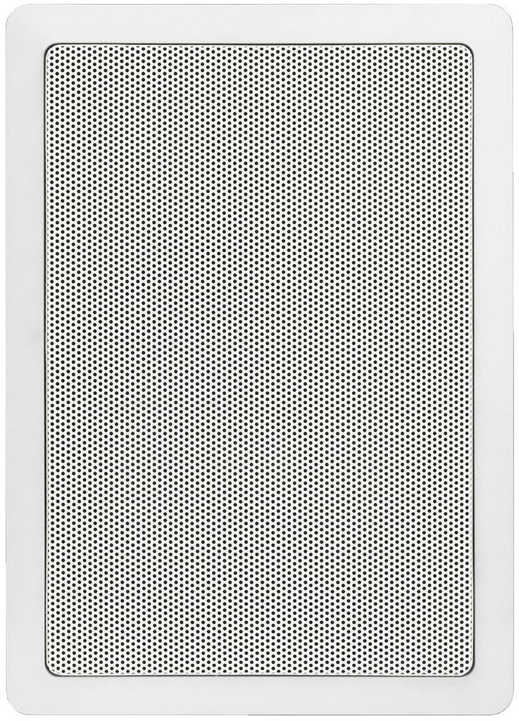 MONACOR SPE-32/WS Hi-Fi-Wand- und Deckenlautsprecher, 8 Ω