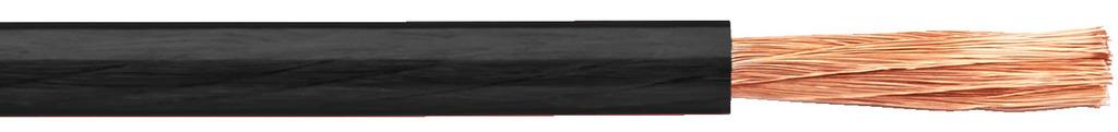MONACOR CPC-100/SW Starkstromkabel, 50 m