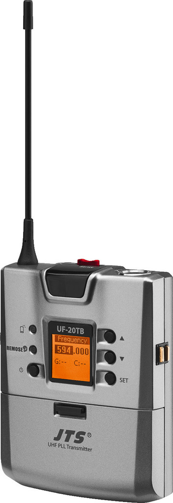 JTS UF-20TB/5 UHF-PLL-Taschensender