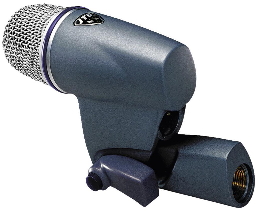 JTS NX-6 Dynamisches Instrumentenmikrofon