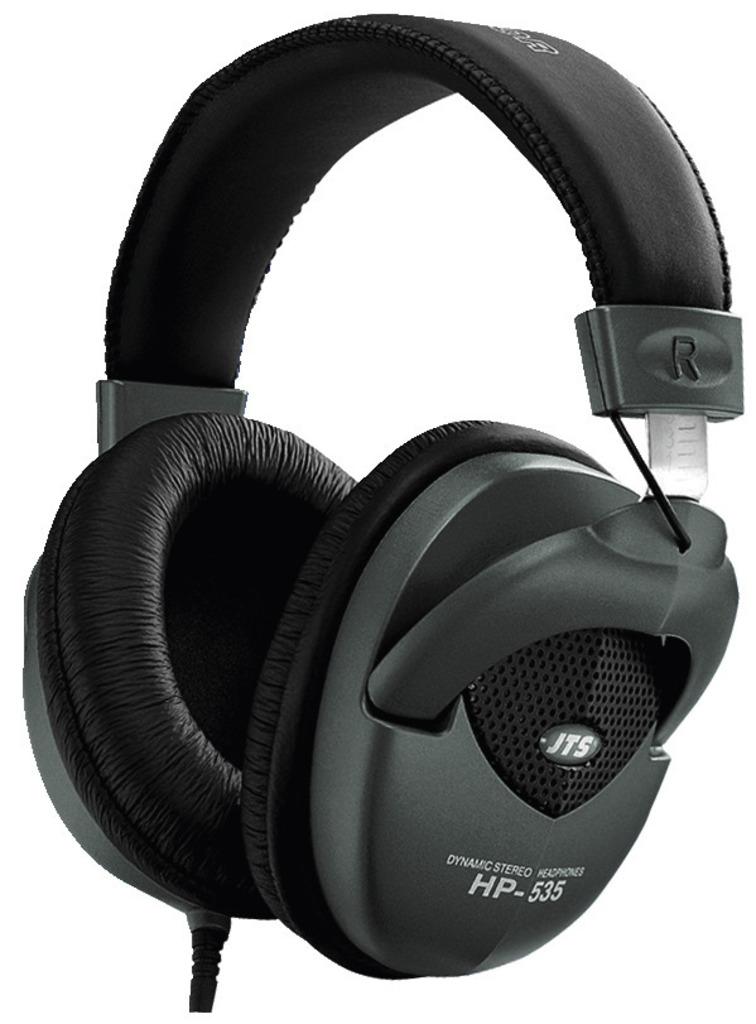 JTS HP-535 Professioneller Studio-Monitor-Kopfhörer