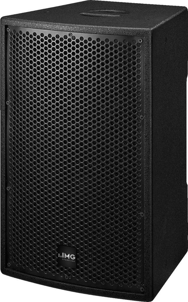IMG STAGELINE PAB-210MK2 High-Power-PA- und DJ-Lautsprecherbox, 400 W, 8 Ω