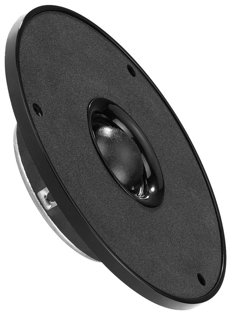 MONACOR DT-280 Hi-Fi-Soft-Dome-Hochtöner, 50 W, 8 Ω