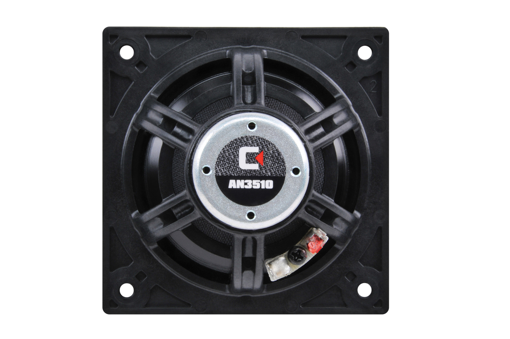 MONACOR AN-3510 High-Quality-Hi-Fi-Breitbänder, 35 W, 8 Ω